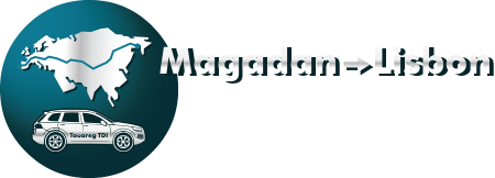 Magadan - Lisbon